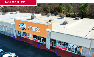CRUNCH FITNESS - NORMAN